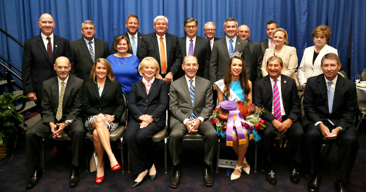 Kentucky Farm Bureau graciously hosts