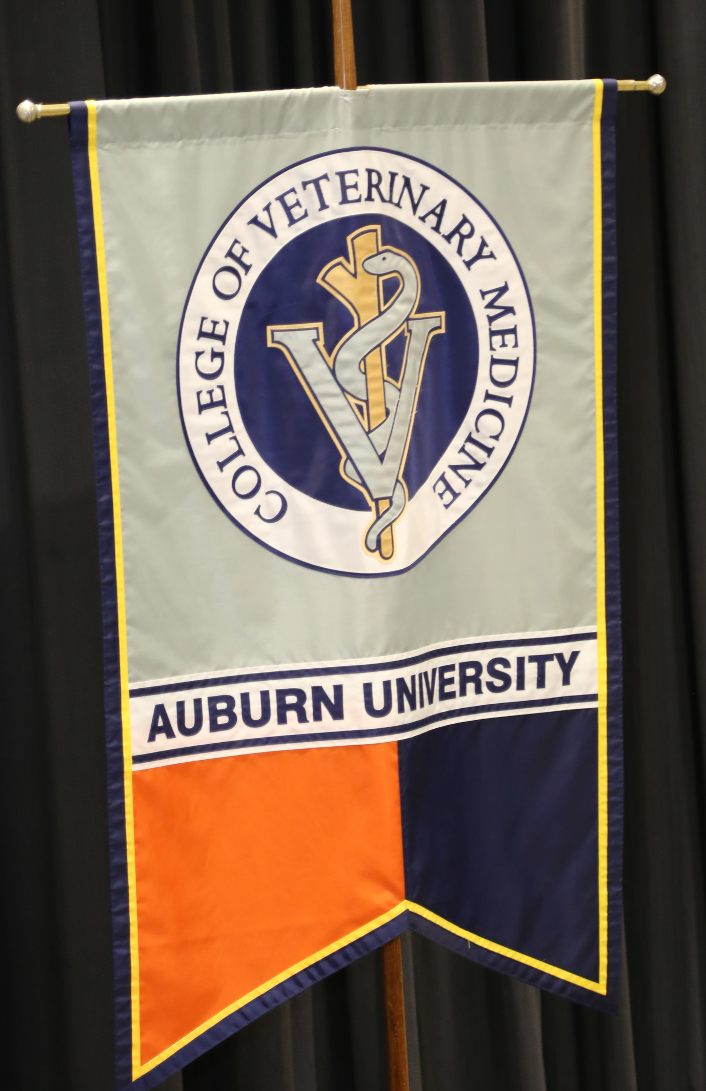 Approximately one-third of the AU Vet Med students are from Kentucky