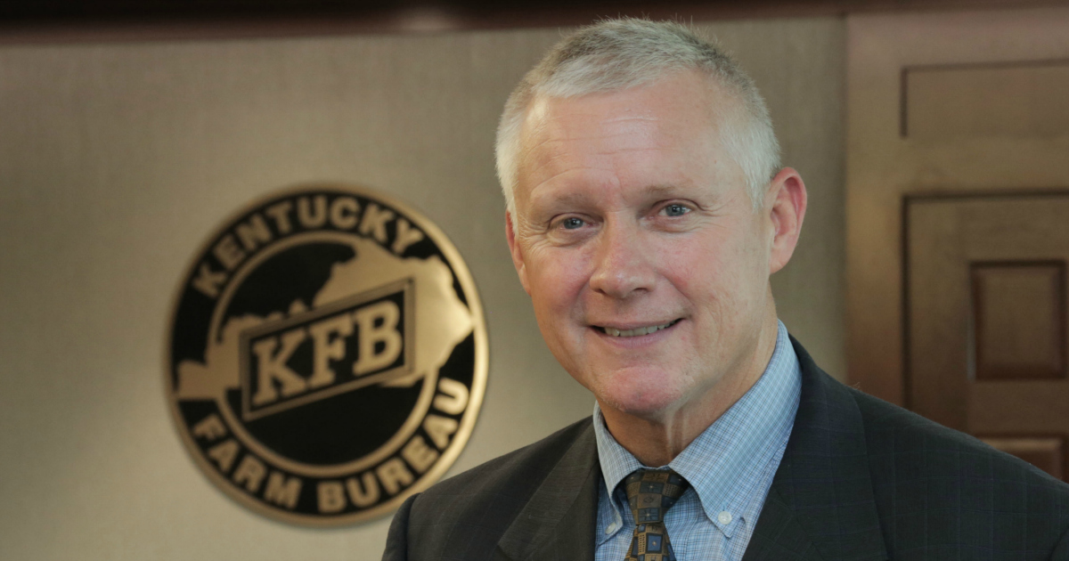 Drew Graham, Executive Vice President Kentucky Farm Bureau Federation