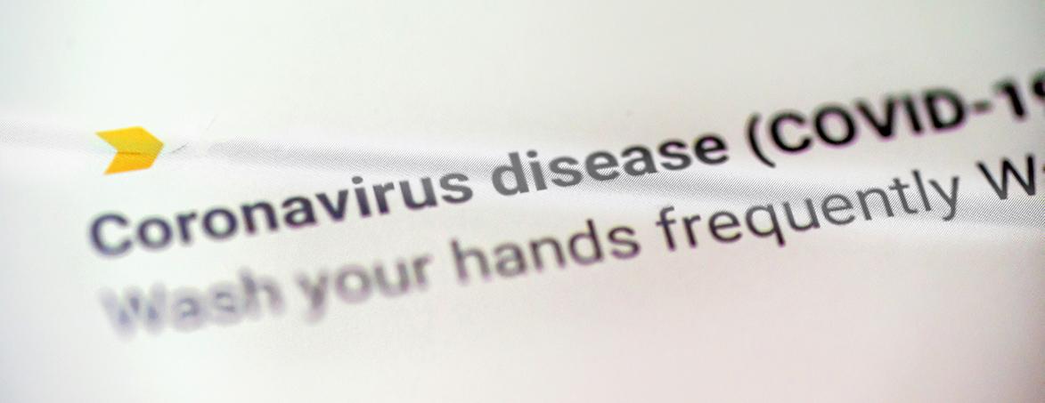 CoronaVirus (COVID-19) blog