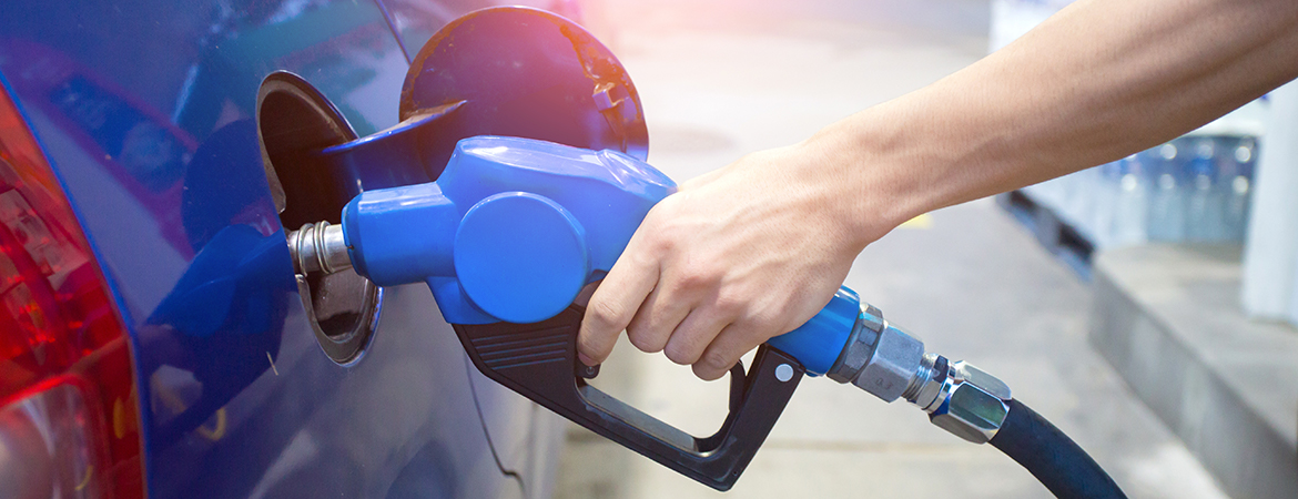 Staying safe at the gas pump blog