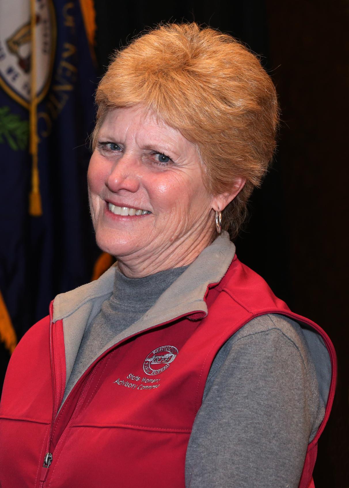 Judy Hayden, 1st Vice-Chair, District 2