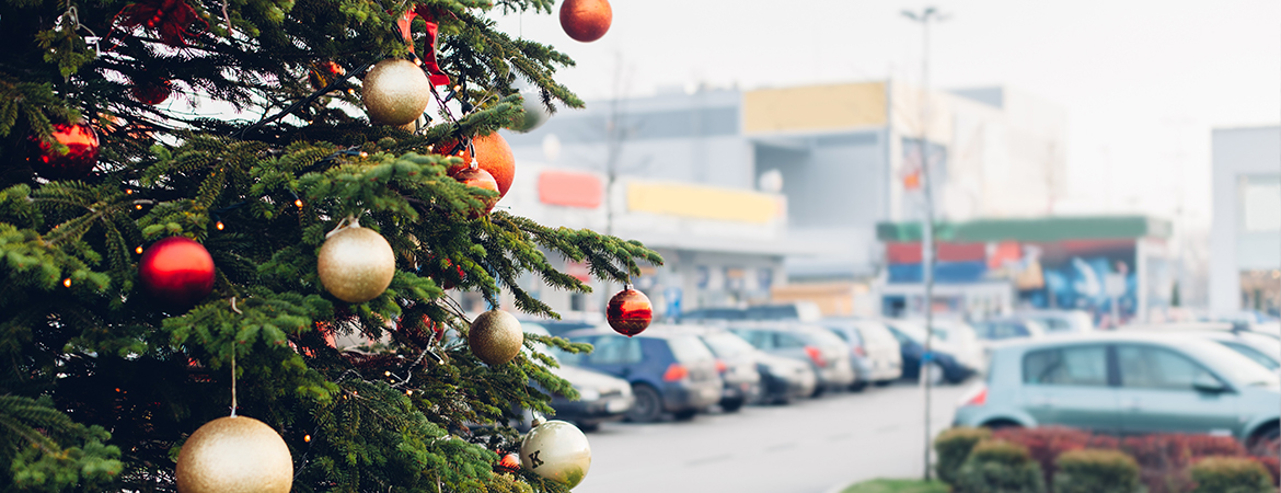 How to avoid a parking lot meltdown this holiday season blog