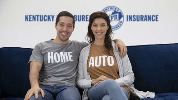 Kentucky Farm Bureau, we believe in and are here for Kentucky, request an insurance quote is now complete. Thank You.