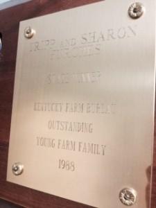 Sharon and Tripp Furches OYFF