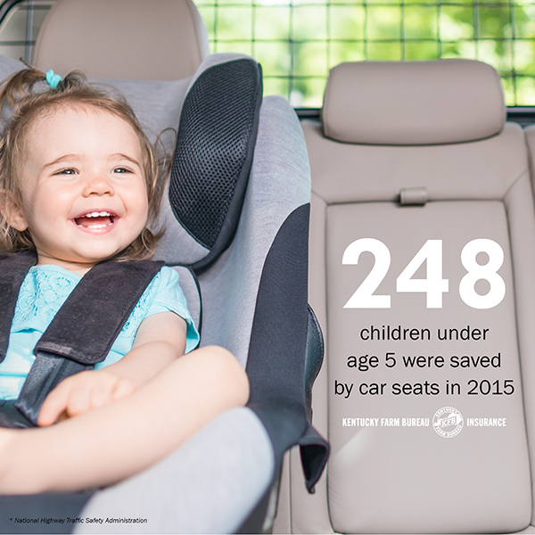 A Parent's Guide To Car And Booster Seats