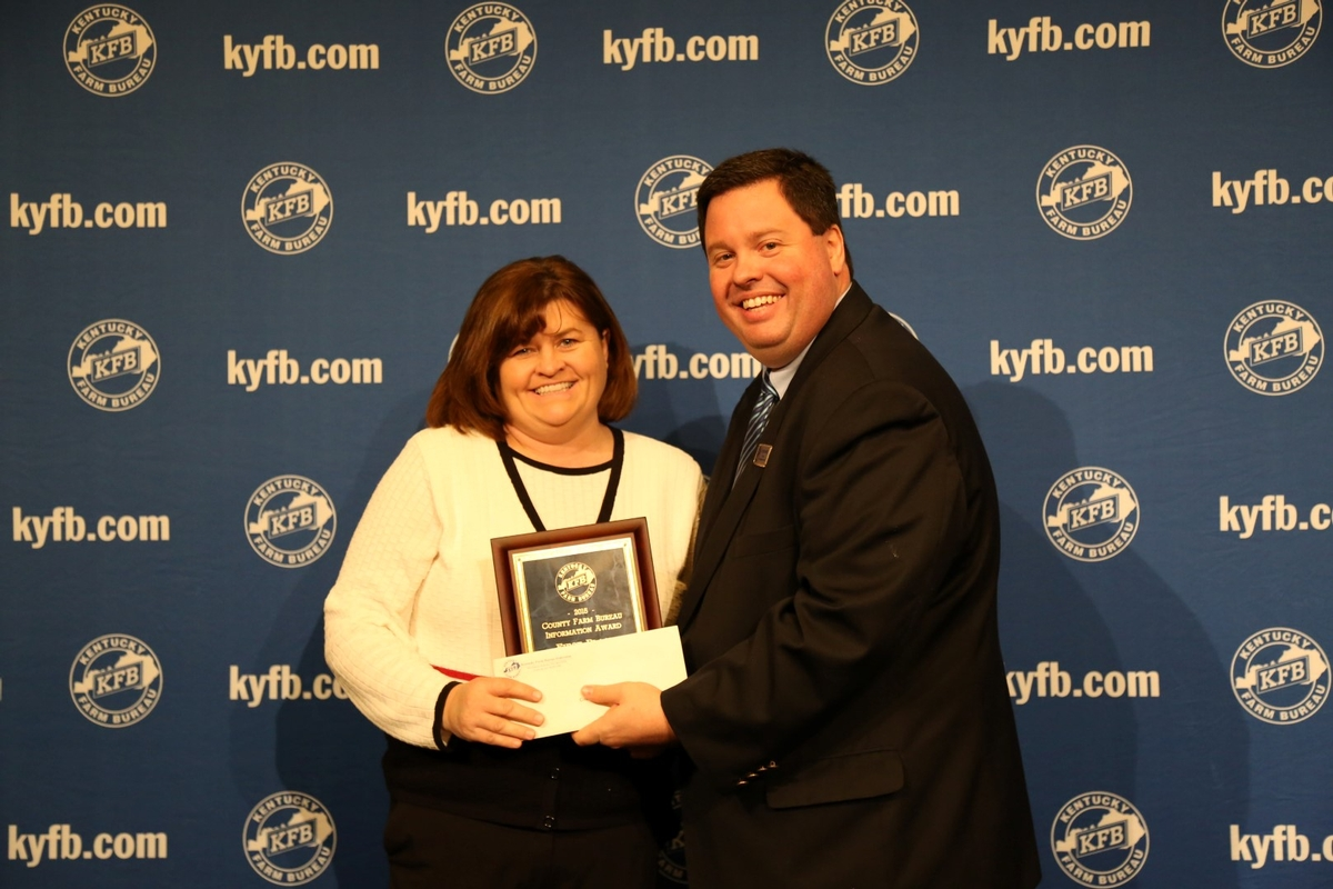 KFB County Farm Bureau Information Award nomination period now open