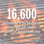 Grill safety tip