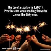 Fireworks safety tip 2