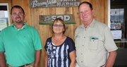 """Grow"" masters . . .  Brumfield Farms thrives on diverse production"