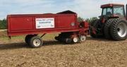 New poultry litter application method holds promise in corn