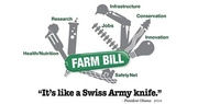 A new farm bill . . .