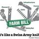 A new farm bill . . .