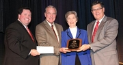 Dr. Garry Lacefield receives 2014 Farm Public Relations Award