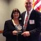 Darleen Horton receives Excellence in Ag Literacy Award