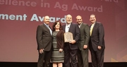 Kentuckians Chris and Rebekah Pierce win American Farm Bureau Federation Young Farmer & Rancher's Achievement Award