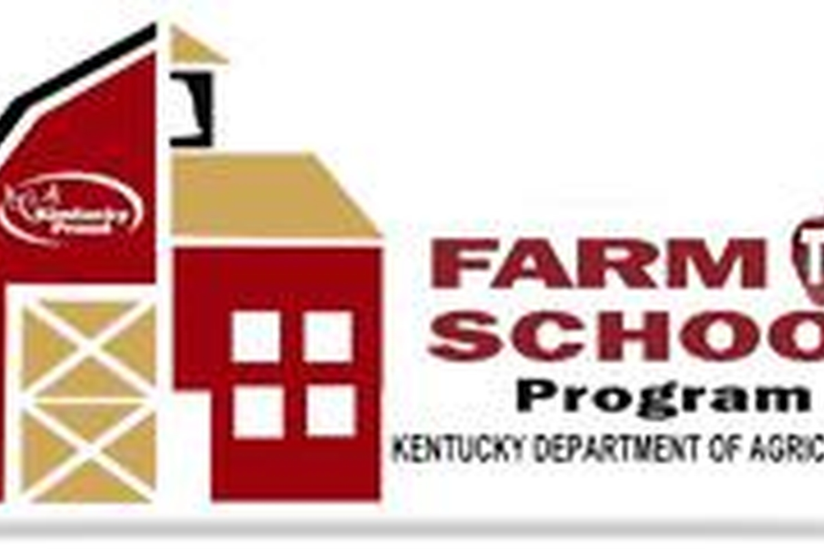 Farm to School Month spotlights efforts to get more local foods into Kentucky schools