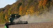 Regular equipment checks urged to prevent combine engine fires during harvest season