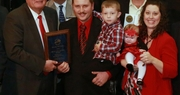 Brad and Karen Hines named Kentucky Farm Bureau's 2016 Outstanding Young Farm Family