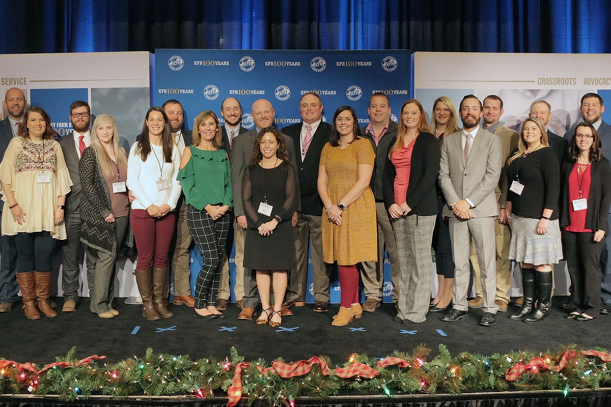 Kentucky Farm Bureau Hosts Young Farmer Leadership Conference in Lexington