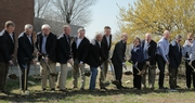 UK's Grain and Forage Center of Excellence Groundbreaking Ceremony