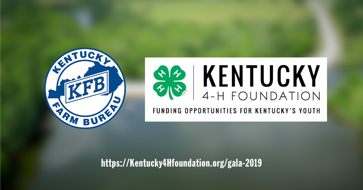 Kentucky Farm Bureau Announces Emerald Sponsorship for 2019 4-H Emerald Gala