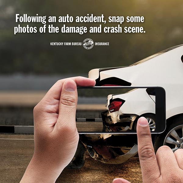 Do you know what to do after a car crash? - Kentucky Farm Bureau