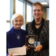 Rita Taulbee receives Excellence in Ag Literacy Award