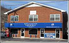Rowan County - West Main Agency