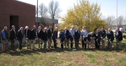 Breaking Ground on UK Grain and Forage Center of Excellence