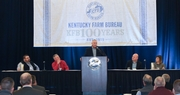 Kentucky Farm Bureau County Presidents and Vice Presidents Attend Conference in Louisville