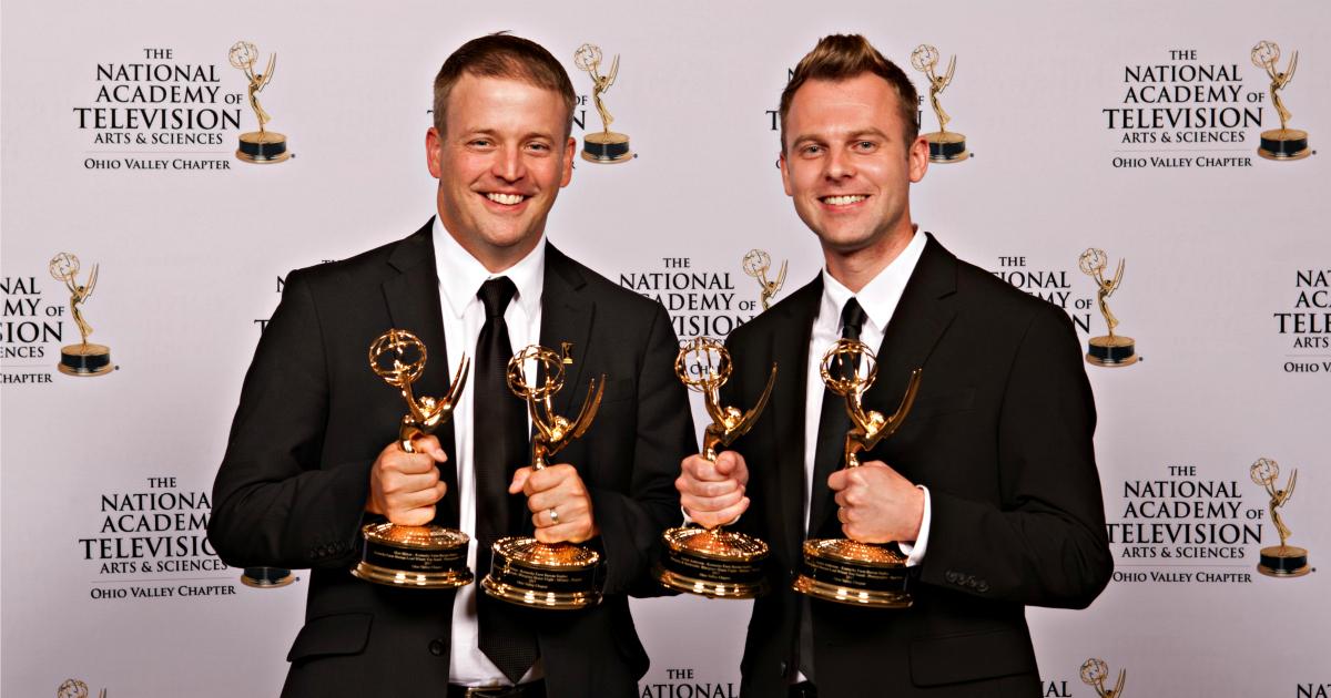Kentucky Farm Bureau Studios Wins Three Emmy® Awards