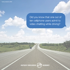 History of distracted driving