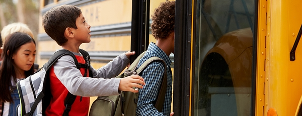 Back to school: What should your child know about bus stop safety?