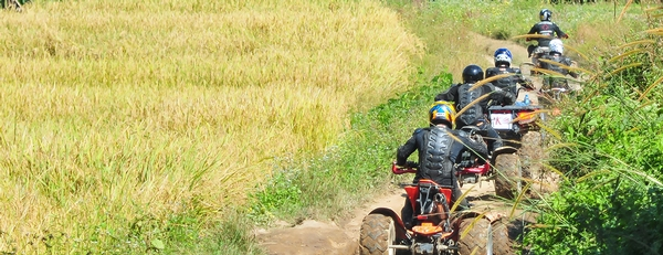 Going off road? Follow these 7 tips for ATV safety