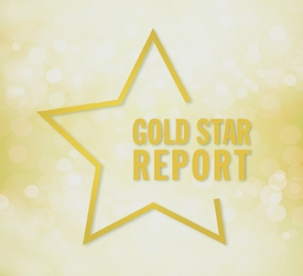 Women's Gold Star Reports and Top County Award