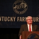 KFB President Mark Haney Emphasizes KFB Loves KY  during Annual Address