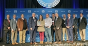 Wesley and Alicia Logsdon of Pulaski County named Kentucky Farm Bureau's Outstanding Young Farm Family