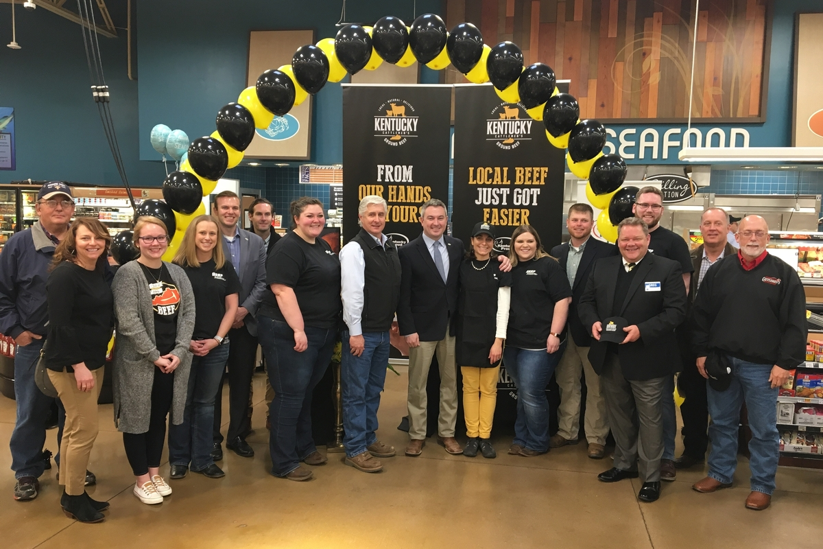 National Agriculture Day Event Highlights Kentucky-sourced Beef