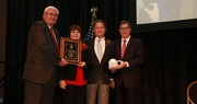 Ray Allan Mackey honored for Distinguished Service to Agriculture