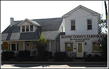 Boone County - Burlington Agency