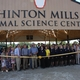 """Building"" a future  . . . Animal Science Center dedicated at Fleming County FFA farm"