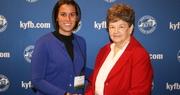 Amy Staton receives Kentucky Farm Bureau's 2013 Women's Educational Grant