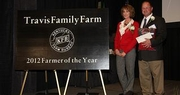"Scott Travis named 2012 Kentucky Farm Bureau ""Farmer of the Year"""