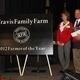 "Scott Travis named 2012 Kentucky Farm Bureau ""Farmer of the Year"""