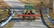Motorist alert: Fall harvest increases number of slow-moving vehicles on rural roadways