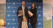 Drew And Liz White Named Kentucky Farm Bureau's 2018 Outstanding Young Farm Family