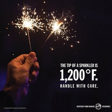 fireworks safety tip