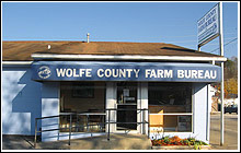 Wolfe County Agency