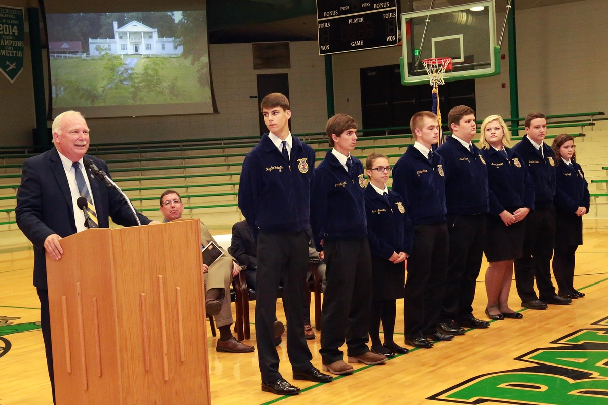 Ballard County Farm Donated to Murray State University for Agriculture Research and Education